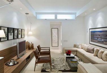 Small Rectangular Living Room Furniture 14