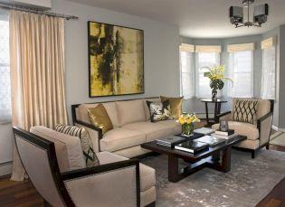 Small Rectangular Living Room Furniture 17