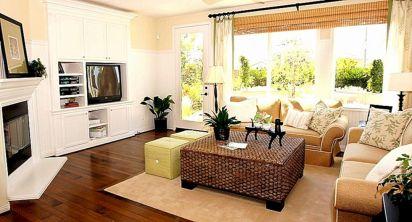 Small Rectangular Living Room Furniture 26