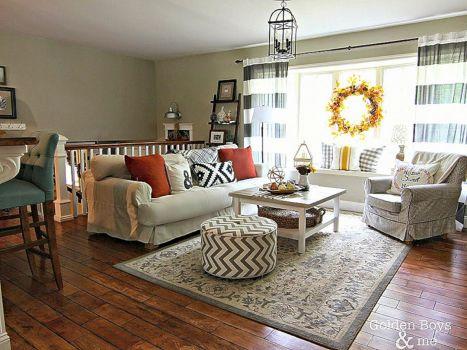 Small Rectangular Living Room Furniture 27