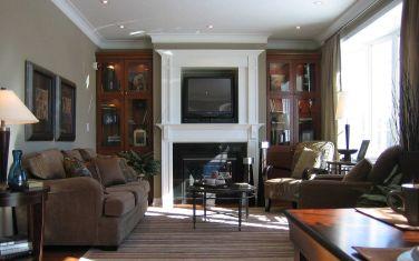 Small Rectangular Living Room Furniture 28