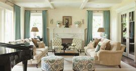 Small Rectangular Living Room Furniture 3