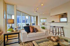 Small Rectangular Living Room Furniture 7