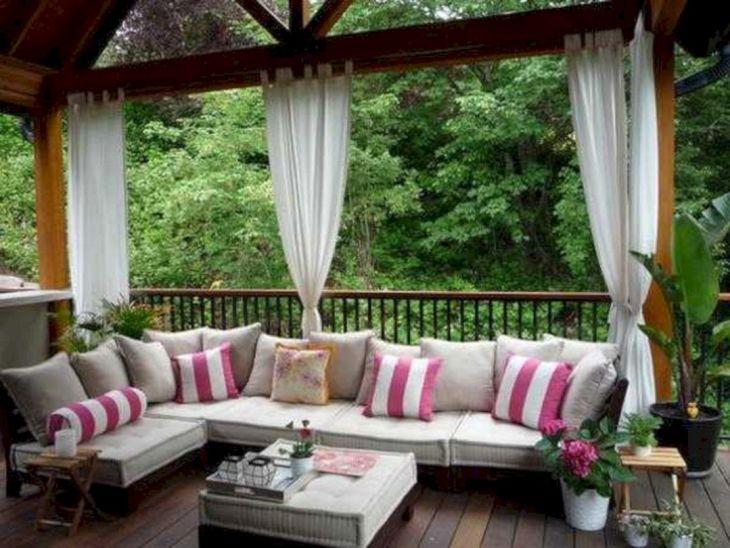 Summer Outdoor Decorating Ideas 17