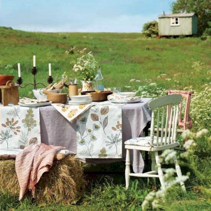 Summer Outdoor Decorating Ideas 23
