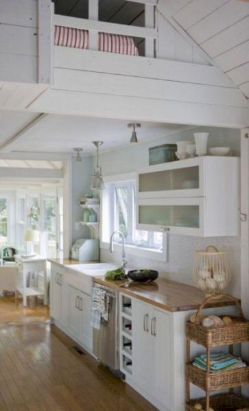 Tiny Cottage House Interiors 9