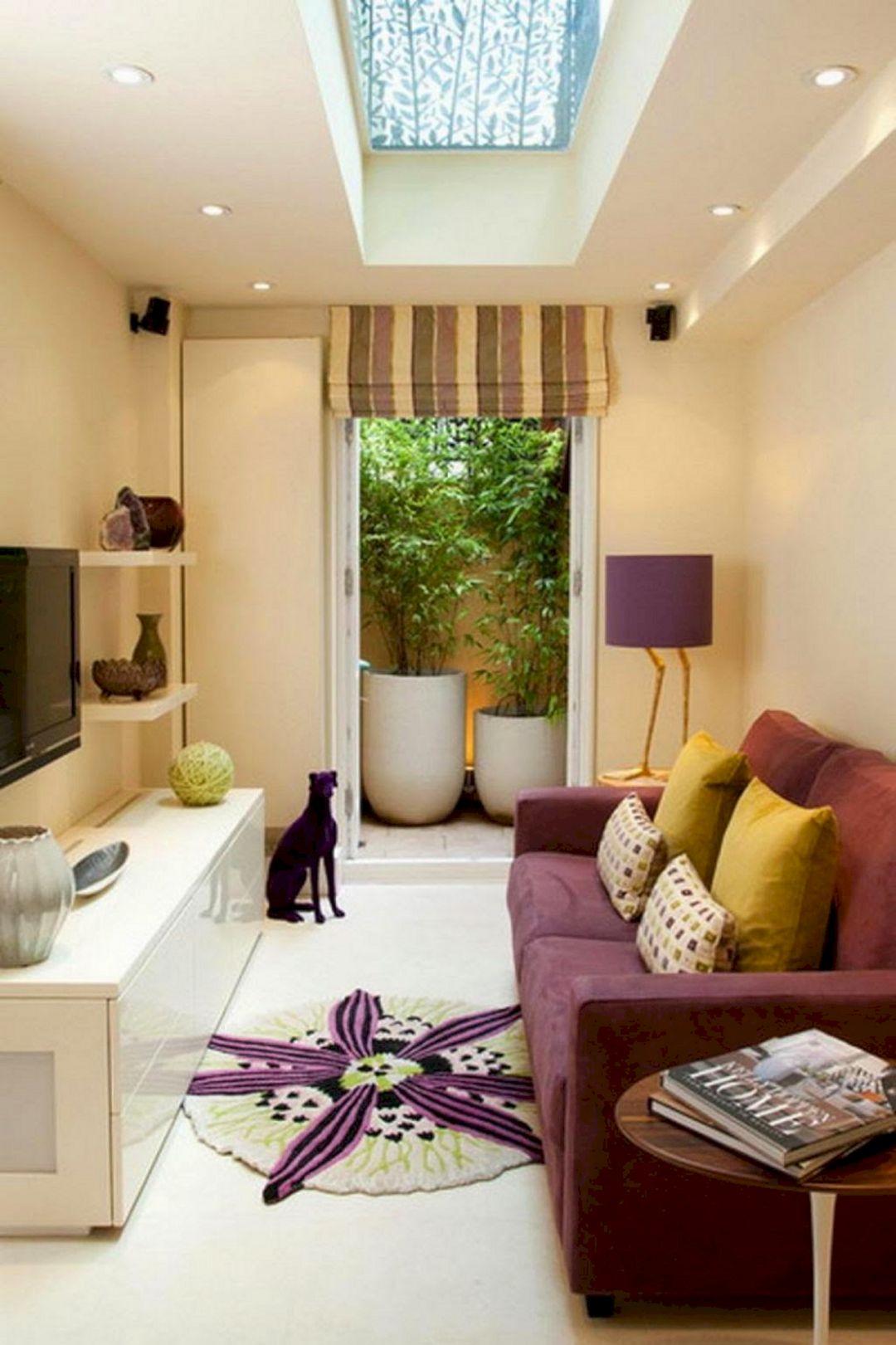 Tiny Houses Living Room Design 217