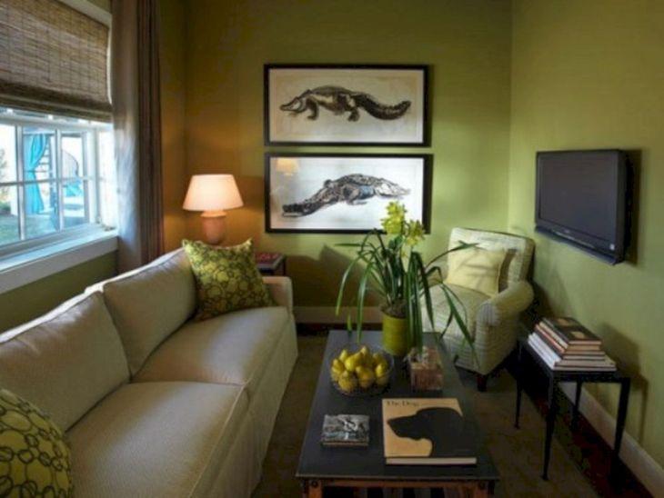 Tiny Houses Living Room Design 218