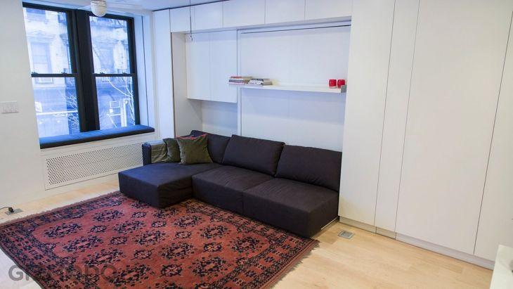 Tiny Houses Living Room Design 229