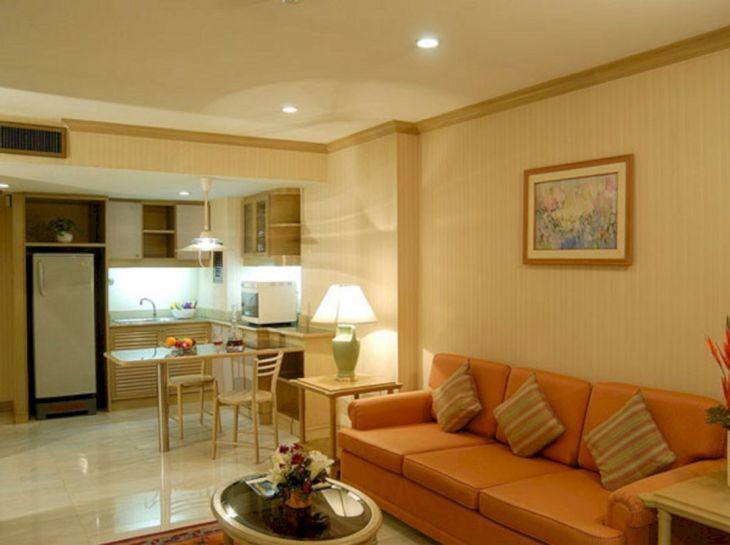 Tiny Houses Living Room Design 25