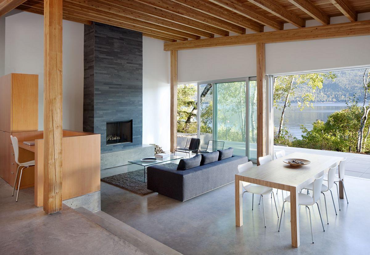 Tiny Houses Living Room Design 26