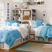 Twin Bedding Design Ideas 13