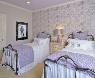 Twin Bedding Design Ideas 2