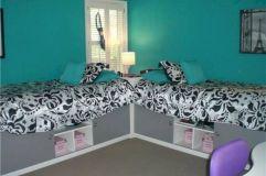 Twin Bedding Design Ideas 20