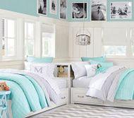 Twin Bedding Design Ideas 24
