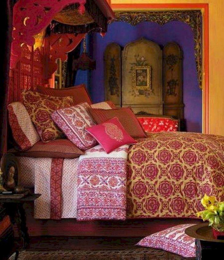 Bohemian Bedroom Decoration 1