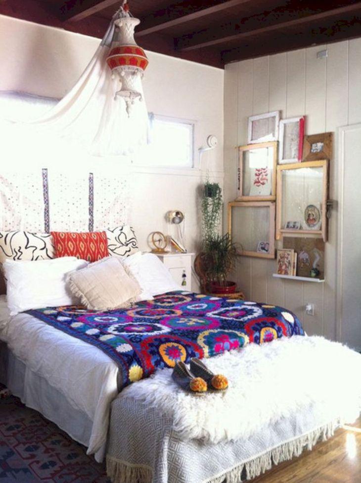 Bohemian Bedroom Decoration 8