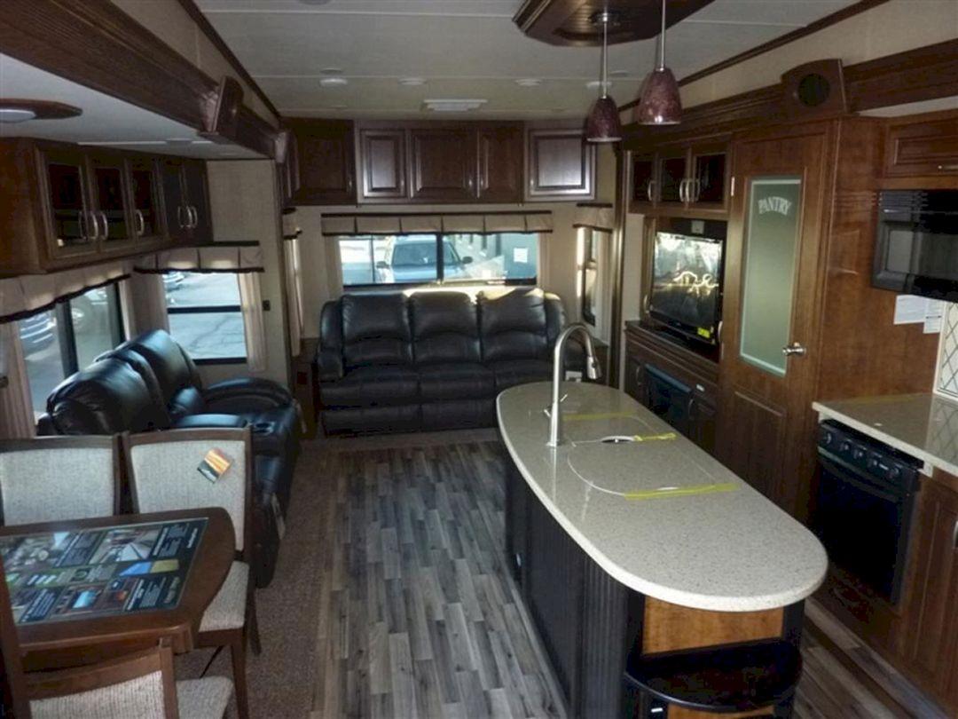 Wonderful RV Interior Design Ideas