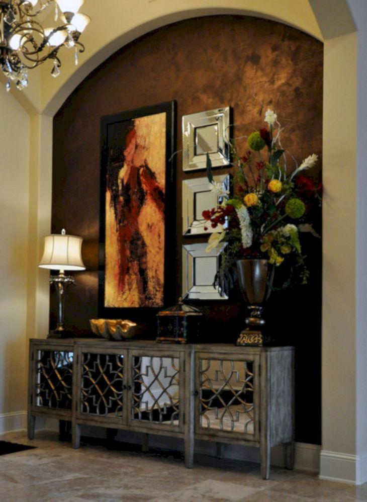 DIY Niche Decor Entryway Ideas 1