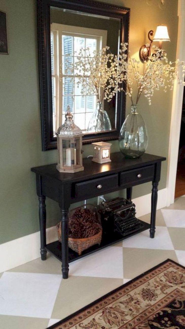 DIY Niche Decor Entryway Ideas 10