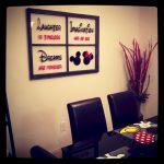 Disney Home Office Decor Ideas 9