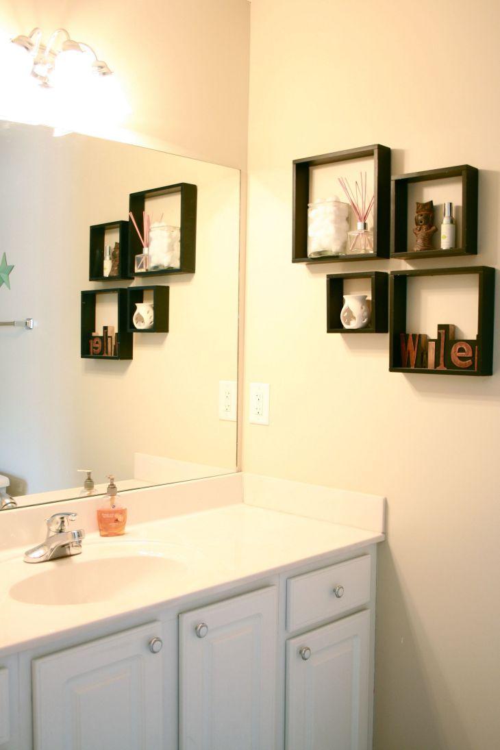 Top 10+ Elegant Bathroom Wall Decor For Cozy Bathroom Ideas – DECOREDO