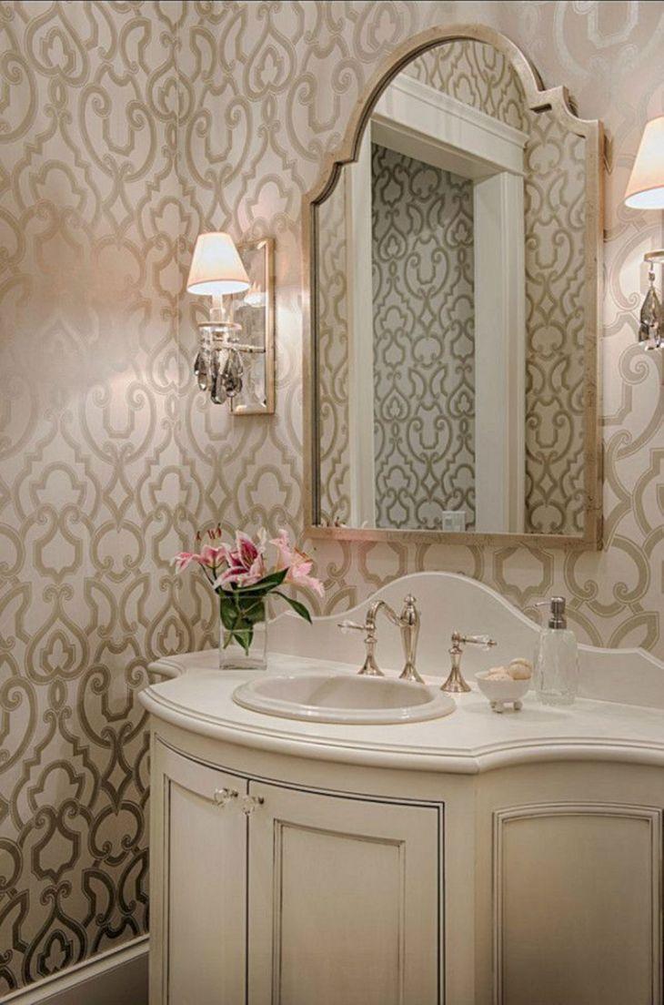 Elegant Bathroom Wall Decor 5