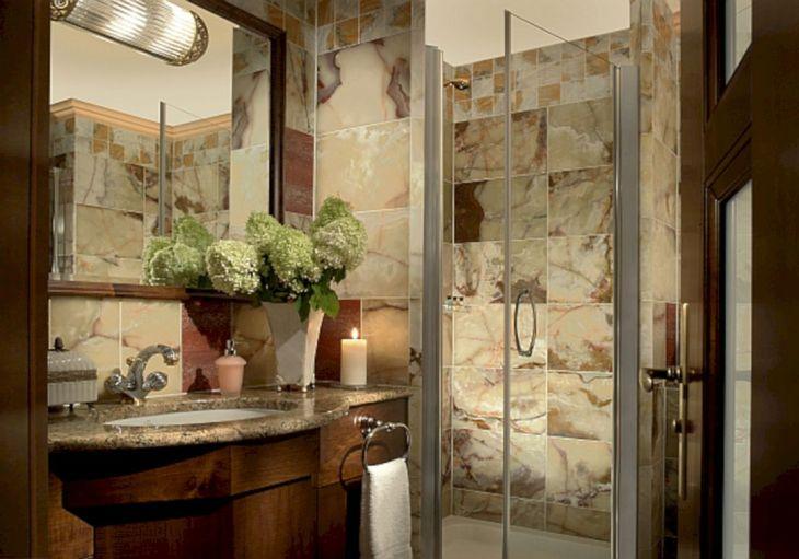 Elegant Bathroom Wall Decor 6