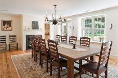 Farmhouse Dining Room Ideas 10