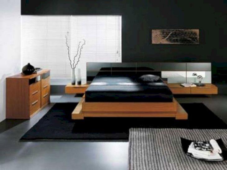 Minimalist Modern Bedroom Ideas 12