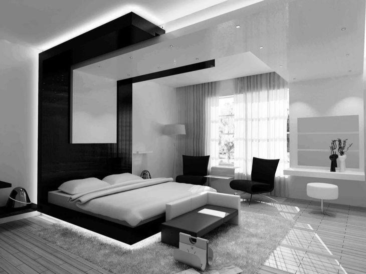 Minimalist Modern Bedroom Ideas 14