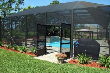 Screened Pool Patio Ideas 10