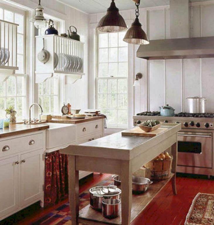 Small Cottage Kitchens Design 10