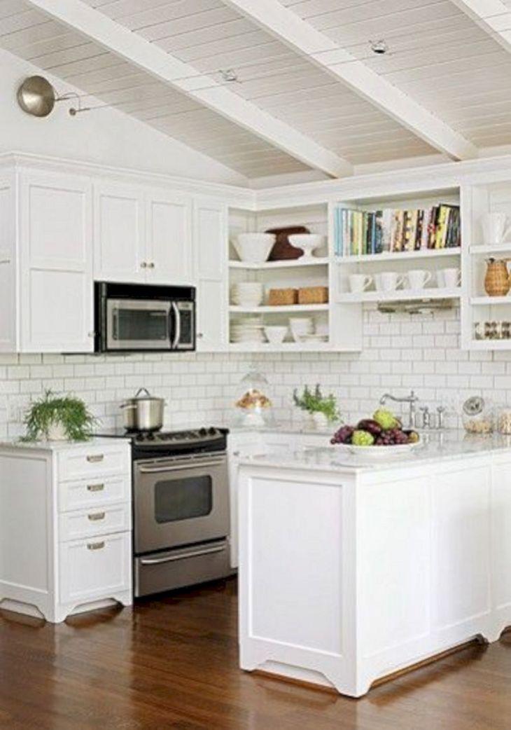 Small Cottage Kitchens Design 20