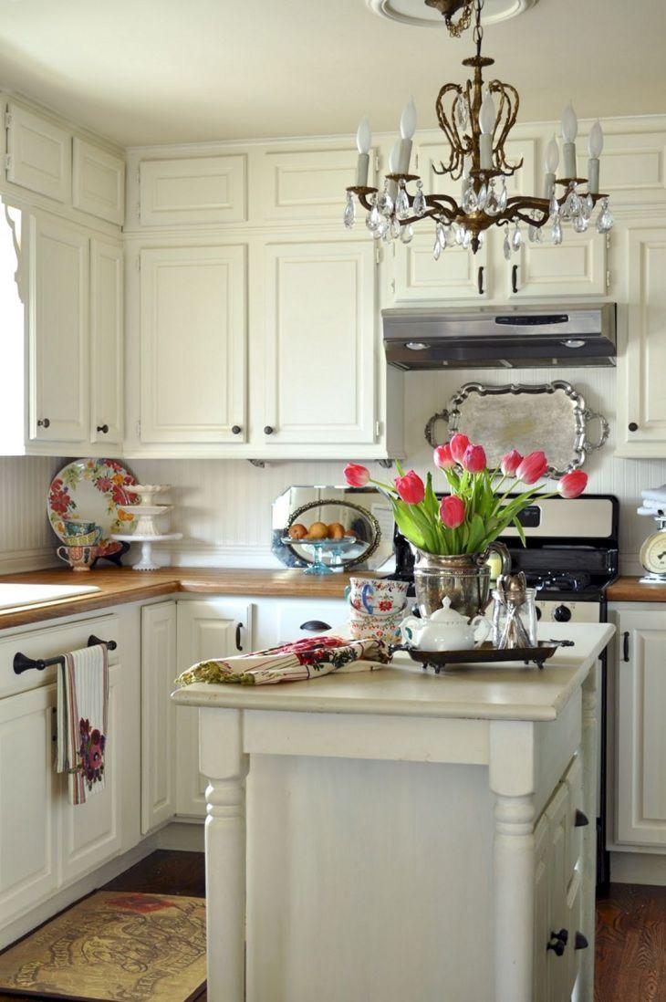 Small Cottage Kitchens Design 9