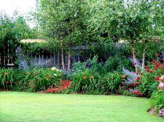 Small Perennial Garden Designs 18