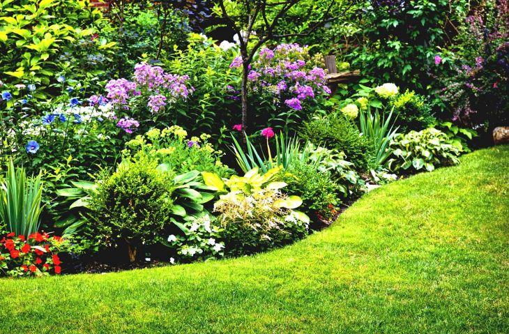 Small Perennial Garden Designs 5