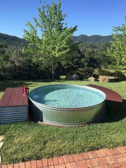 Stock Tank Swimming Pool Design 3