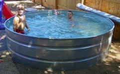 Stock Tank Swimming Pool Design 5