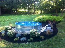 Stock Tank Swimming Pool Design 6