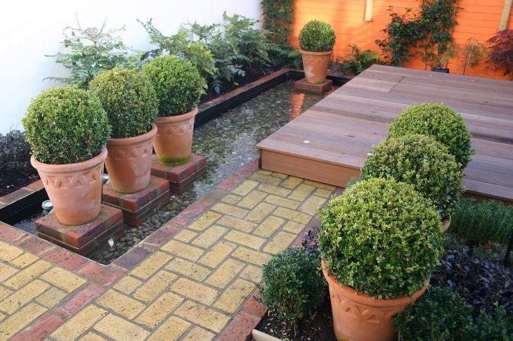 Urban Backyard Design Ideas 2
