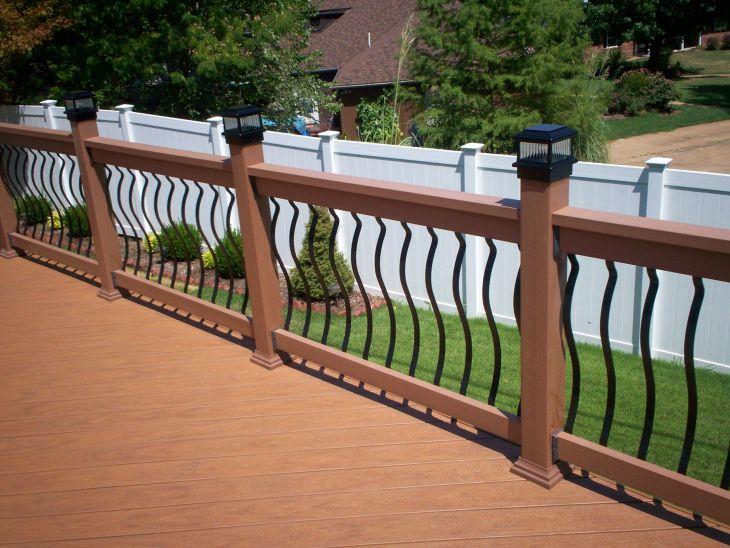 Deck Railing Ideas 10