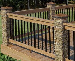 Deck Railing Ideas 13