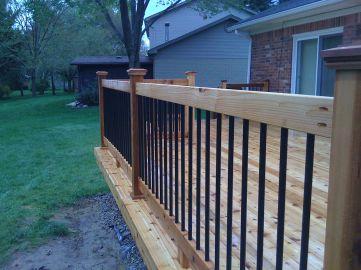 Deck Railing Ideas 7