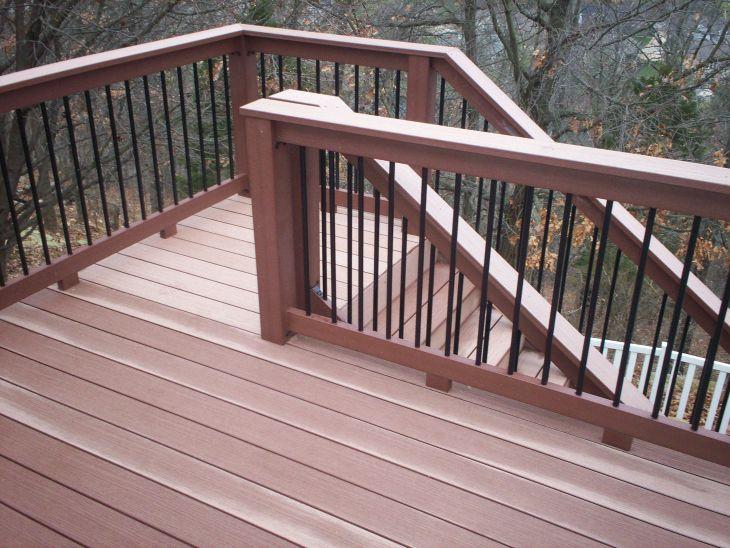 Deck Railing Ideas 9
