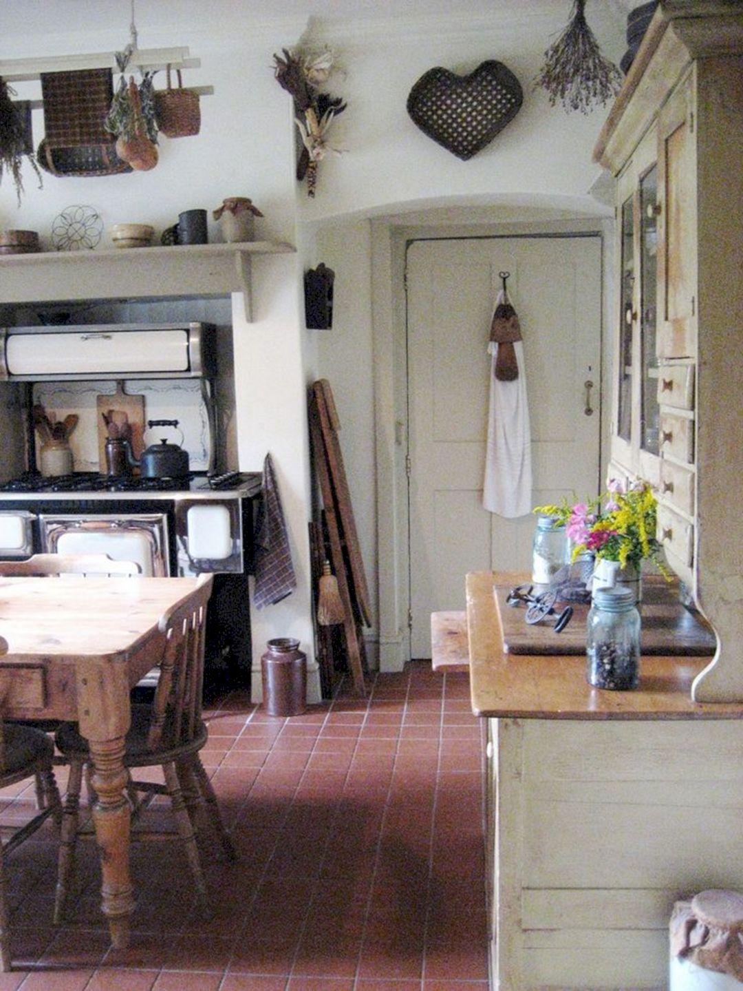 European Farmhouse Kitchen 30