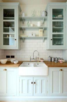 Farmhouse Kitchen Cabinet 10
