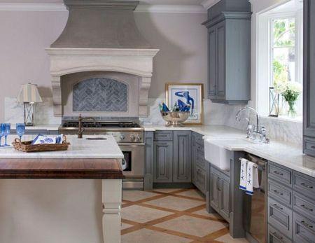 Farmhouse Kitchen Cabinet 5