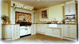 Farmhouse Kitchen Cabinet 6