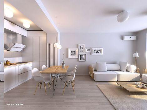 Minimalist Apartment Decor 1